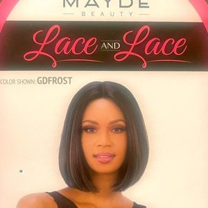 Lace Front wig. NEW